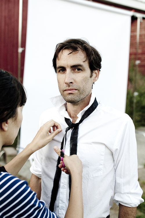 Whistle with Andrew Bird.