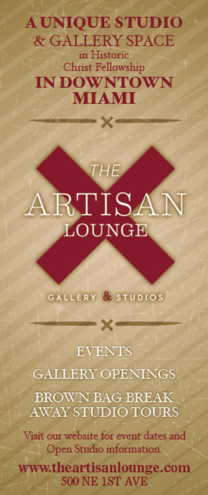 The Artisan Lounge