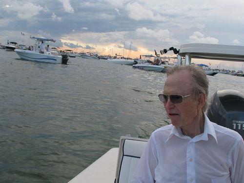 Tom Wolfe: I'm in Miami, bitch.