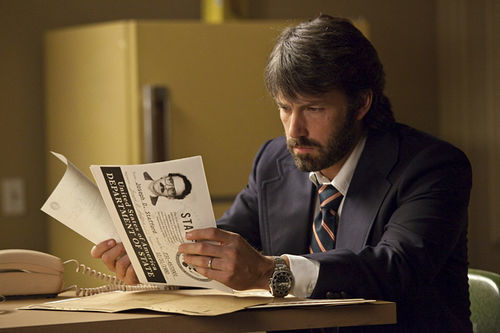 Ben Affleck as Tony Mendez in Argo.