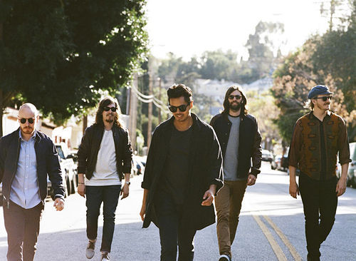 Get snared by the Temper Trap this weekend at Grand Central.