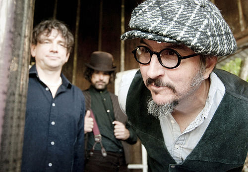 Writhe like a lizard with Primus.
