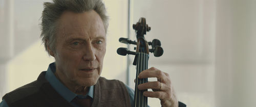 Christopher Walken stars in A Late Quartet.