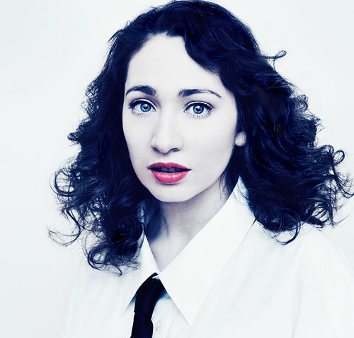 Could Regina Spektor be an adorable communist?