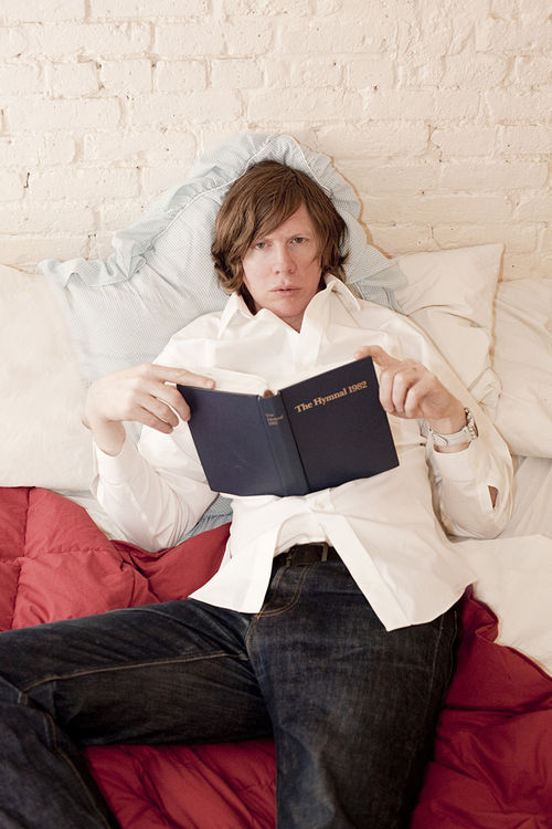 "Thurston Moore says, ""Need more tuneage."""