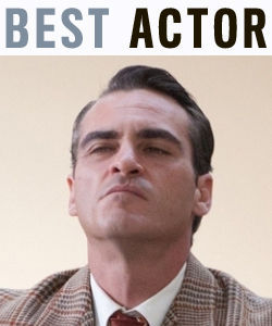 Best Actor 2012