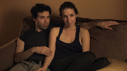 Alex Karpovsky and Sophia Takal in Supporting Characters.