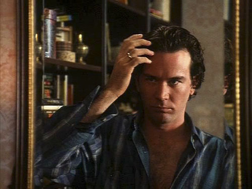 Timothy Hutton in The Dark Half.