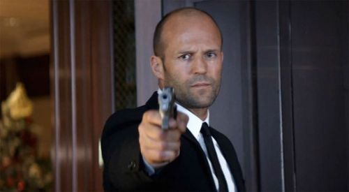 Jason Statham in the title role of Parker.