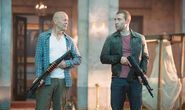 When Die Hard's John McClane Lost His Family, the Movies Lost Much of John McClane