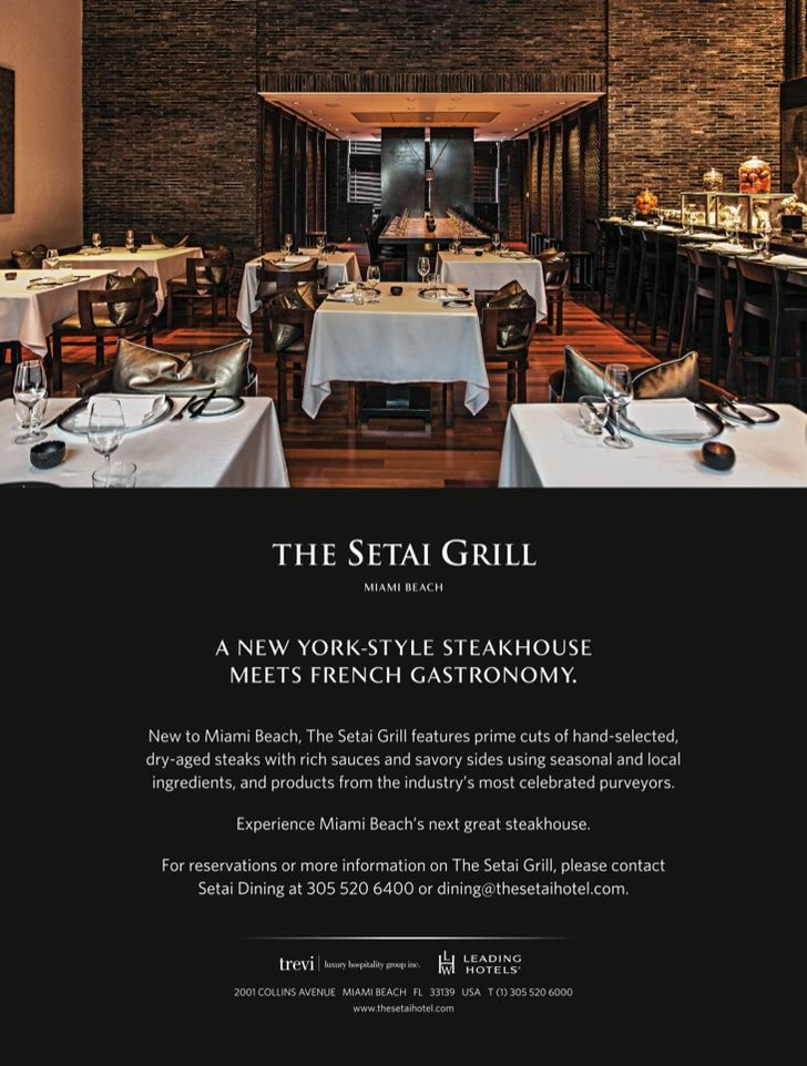 The Setai Grill
