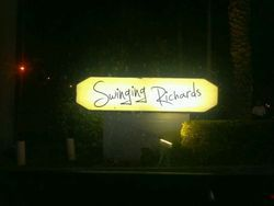Swinging Richards