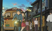 From Up on Poppy Hill: Suspend Disbelief for This Endearing Tale