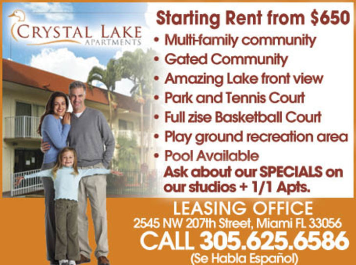 Crystal Lakes Apartments