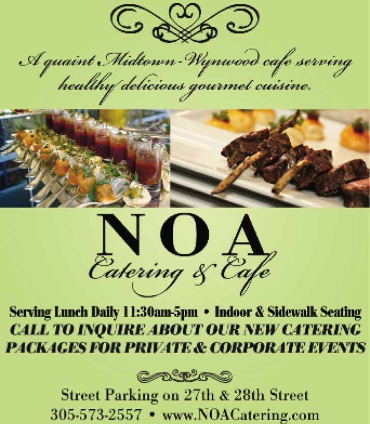 NOA Catering