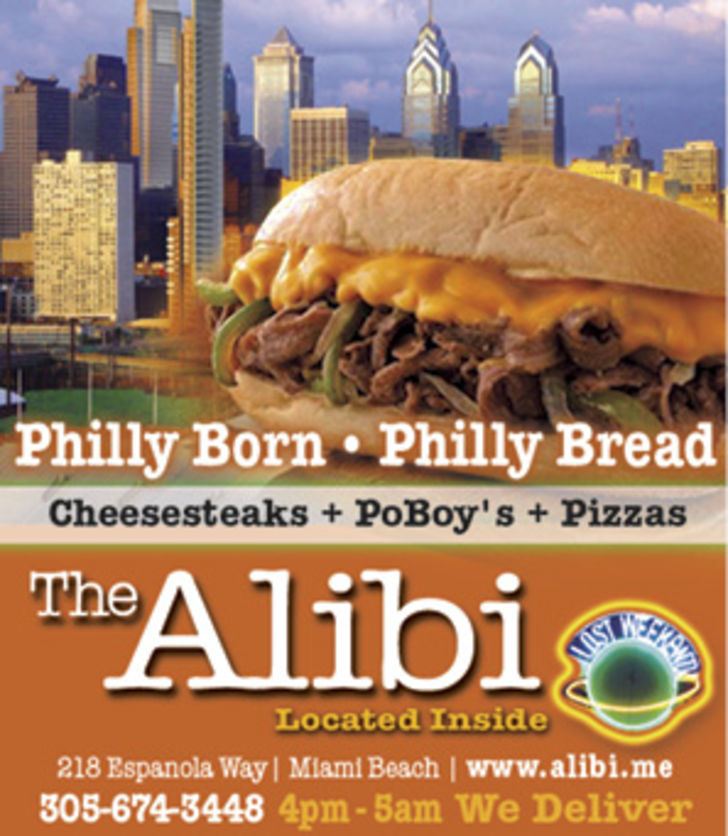 The Alibi