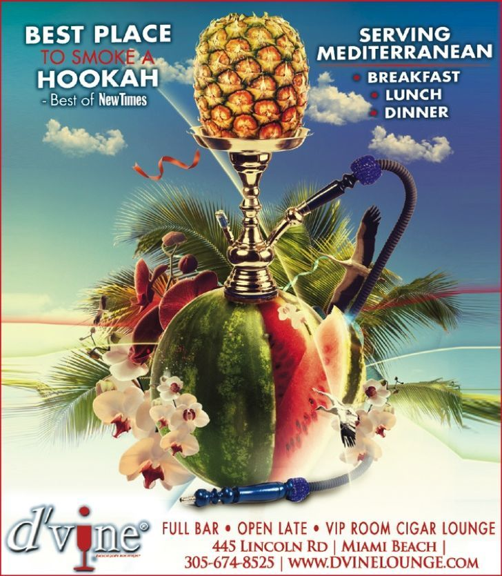 D'vine Hookah Lounge
