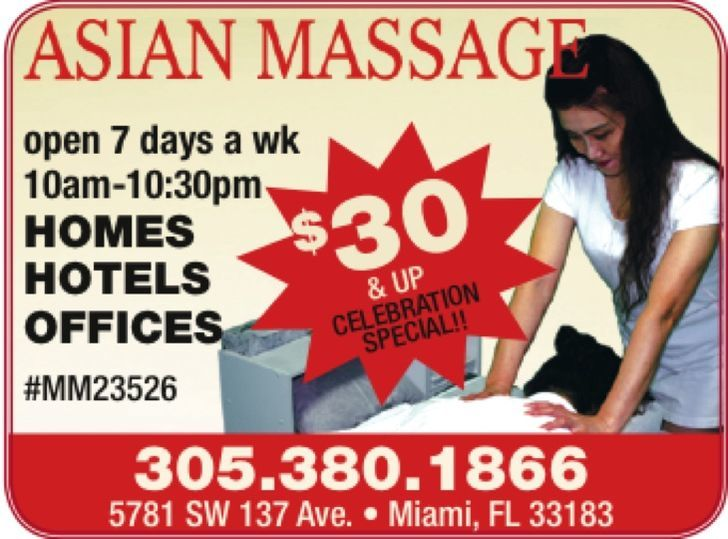 Asianna Massage