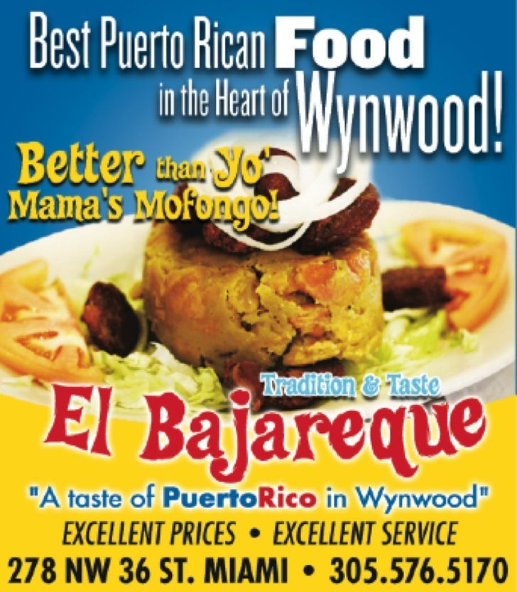El Bajareque Restaurant