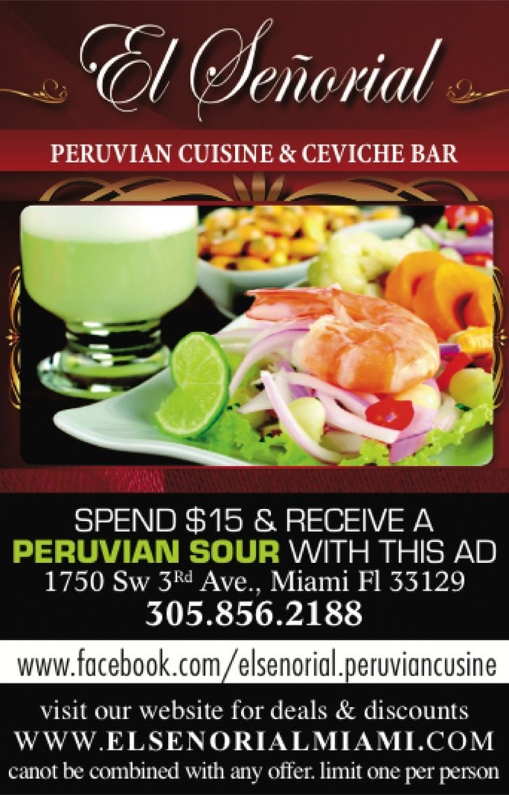 El Senorial Peruvian Seafood