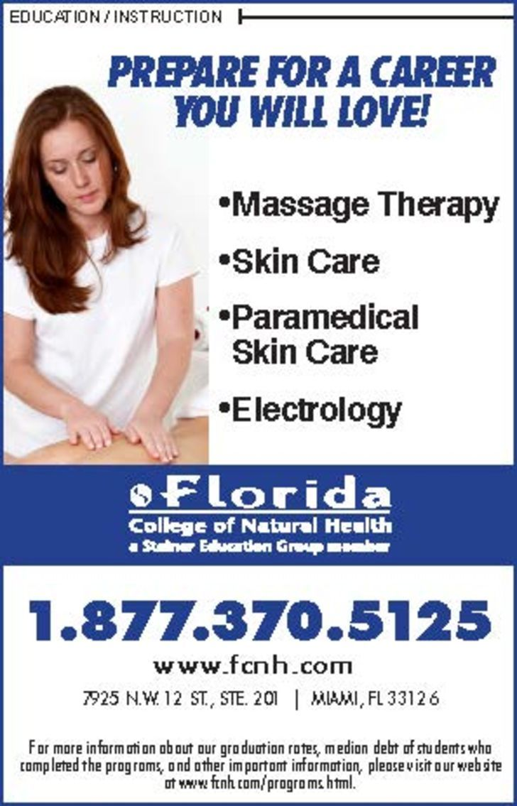 Florida College Of Natural Health MAIN