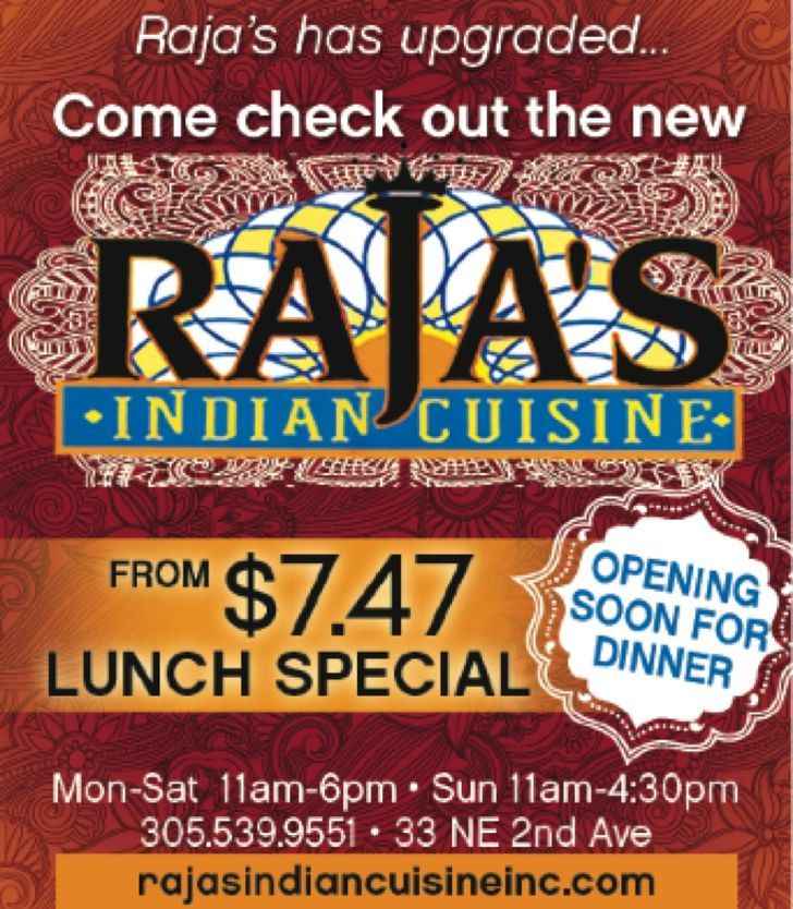 Raja's Indian Cuisine