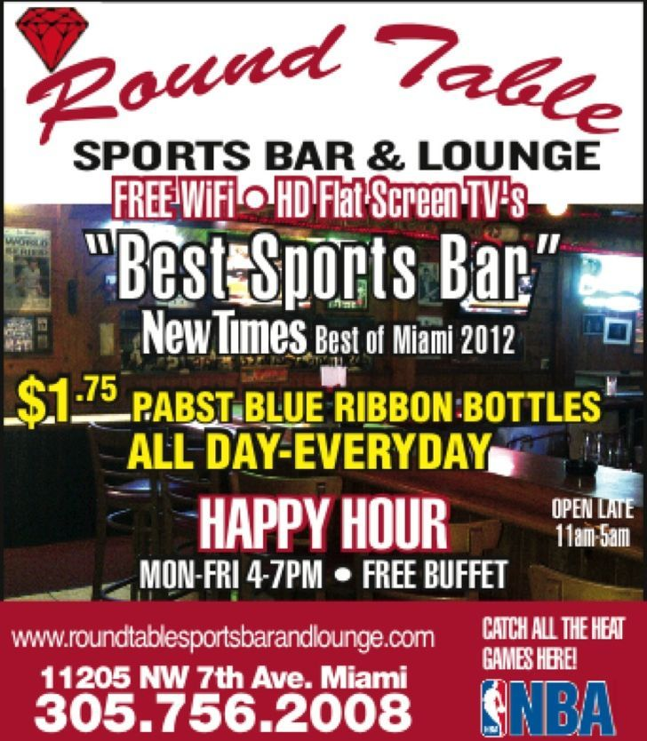 Round Table Sports Bar