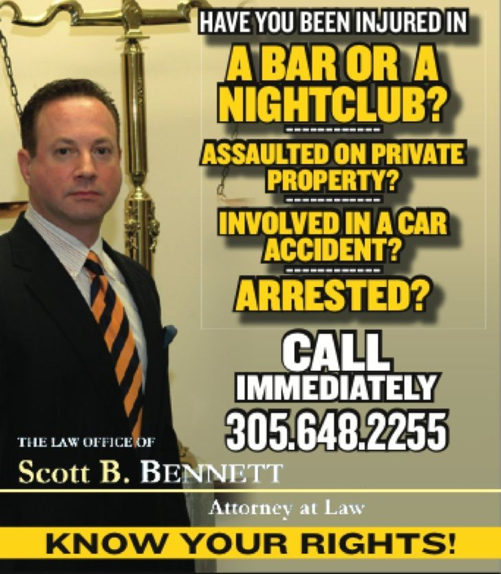Scott Bennett Law