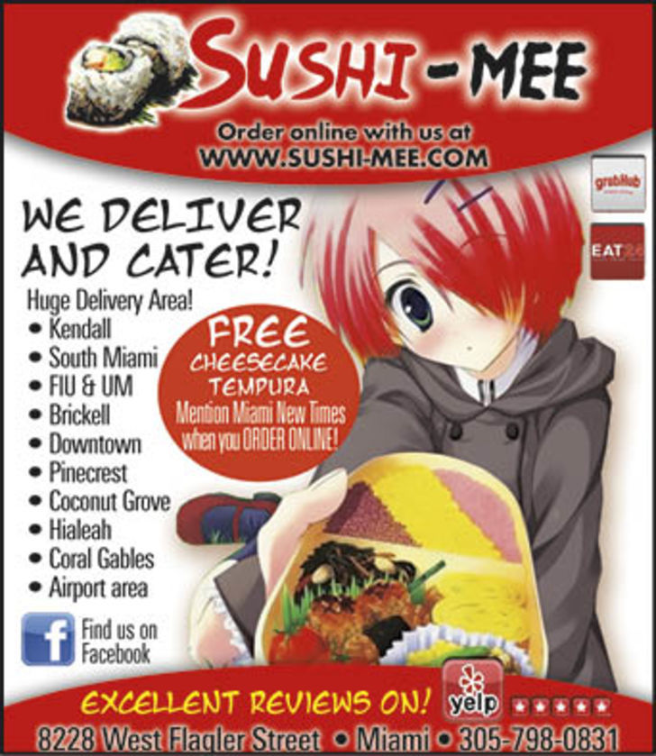 Sushi Mee