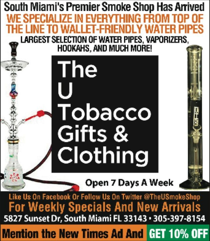 The U Tobacco
