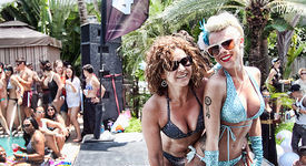 Aqua Girl 2013 Aqualicious Pool Party at the National Hotel