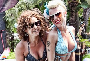 Photos: Aqua Girl 2013 Pool Party