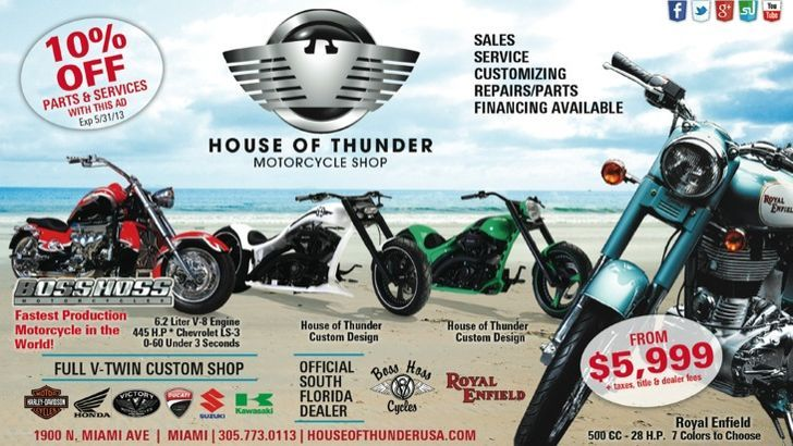 House of Thunder