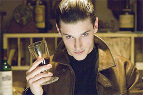 Hannibal Rising: Not good with fava beans or  Chianti