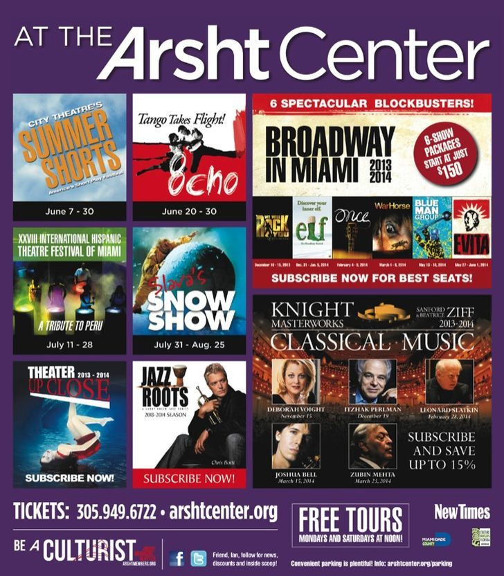 Arsht Center