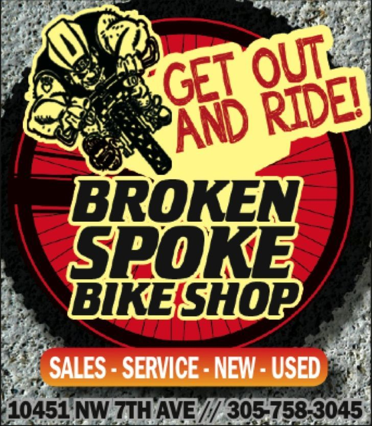 Broken Spoke Bike Shop