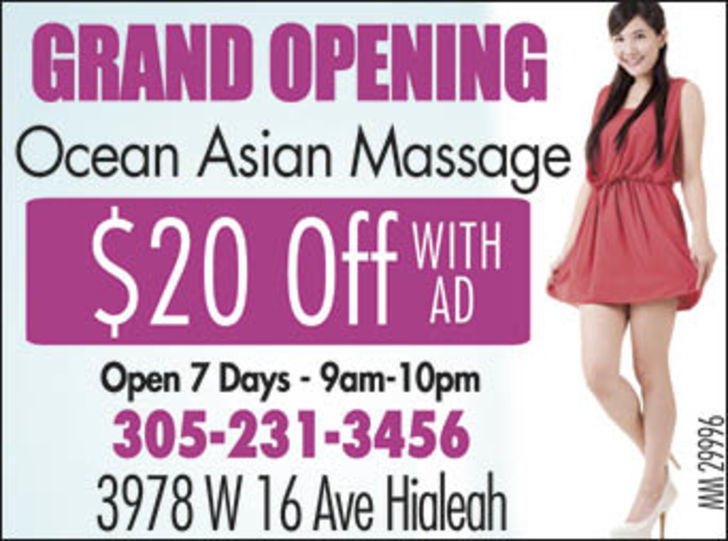 Ocean Asian Massage