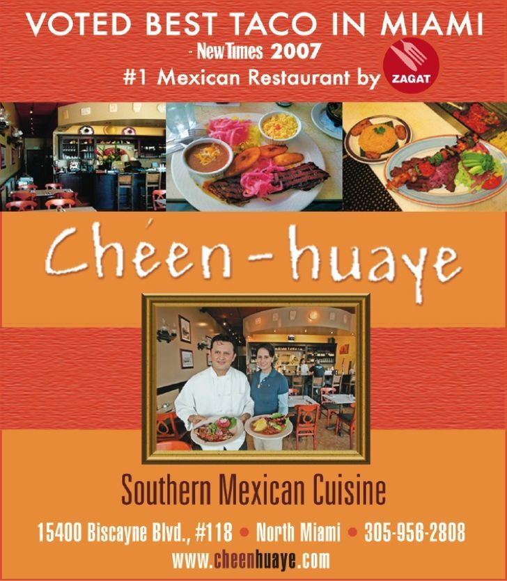Cheen Huaye Mexican Restaurant