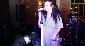 Charli XCX at the Garret at Grand Central