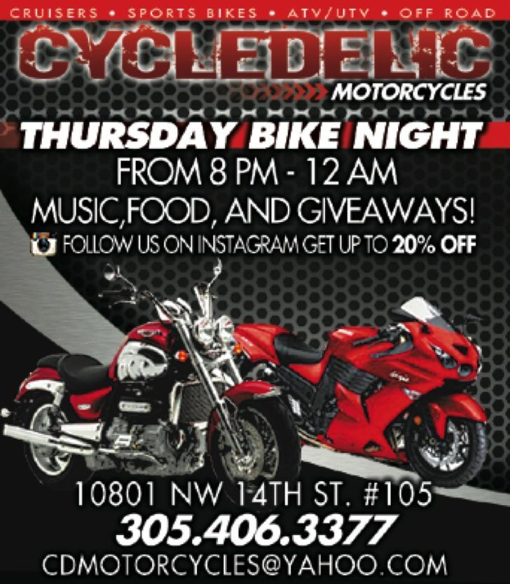 Cycledelic Motorcycles