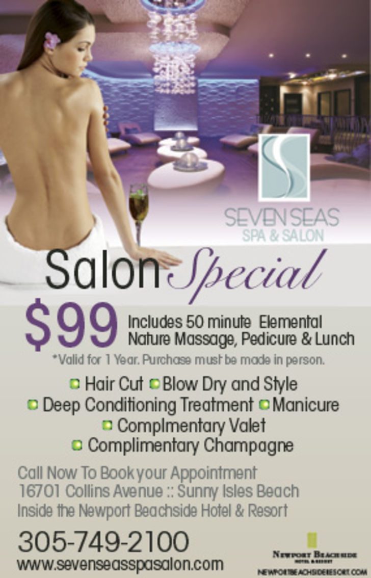 Seven Seas Spa & Salon