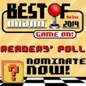 Readers' Poll 2014: Nominate Now!