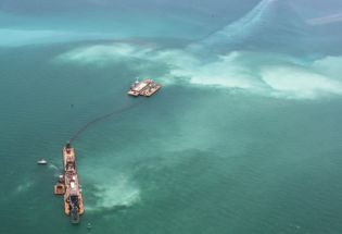 Deep Dredge Critics Show Damage to Bay