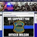 Police Union's Racist Facebook Page