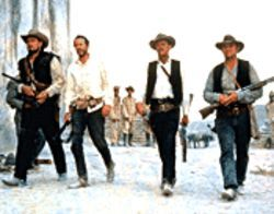 The Wild Bunch: Four outlaws you still don't want a  piece of