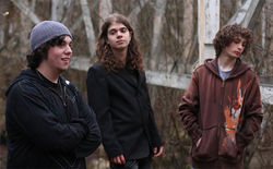 Boston's Mindwalk Blvd. features YouTube sensation Tyler Hudson (far right) on drums.