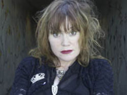Exene Cervenka plays an afternoon set at the Pulse Art Fair.
