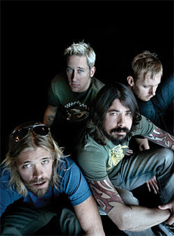 Twelve years on, the Foo Fighters are alive and kicking.
