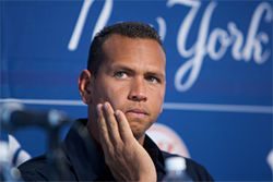 Who gave A-Rod the 'roids?
