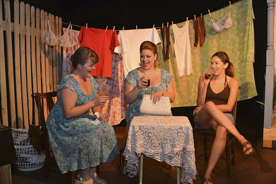 Alliance Theatre Lab's <i>Laundry and Bourbon</i> and <i>Lone Star</i>: One Hit, One Miss